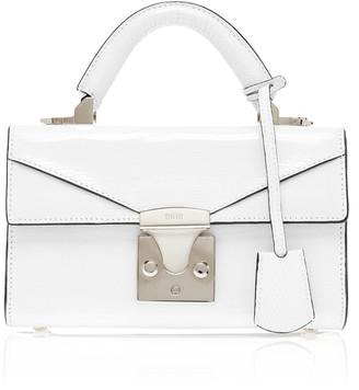 Stalvey Exclusive Top Handle 2.0 Lizard Shoulder Bag