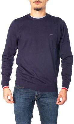 Sun 68 Sun68 Cotton And Wool Sweater