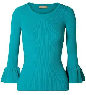 Michael Kors Ribbed-knit Top