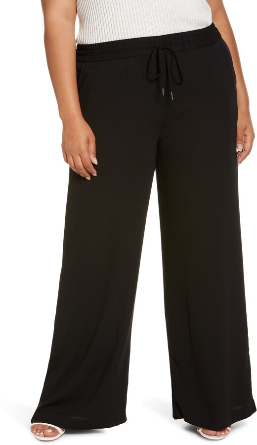 Halogen Wide Leg Pants
