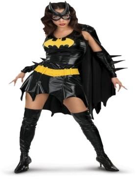 BuySeasons Buy Seasons Women's Batgirl Deluxe Costume