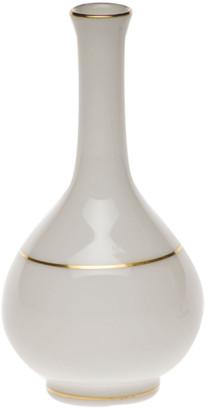 Herend Golden Edge Small Bud Vase
