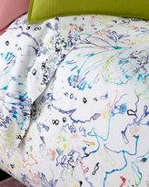 Pine Cone Hill King Graffiti Duvet Cover