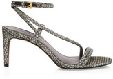 Rebecca Minkoff Nanine Metallic Dot Sandals