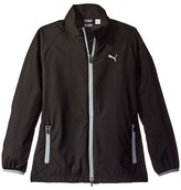 PUMA Golf Kids - Full Zip Wind Jacket JR Boy's Coat