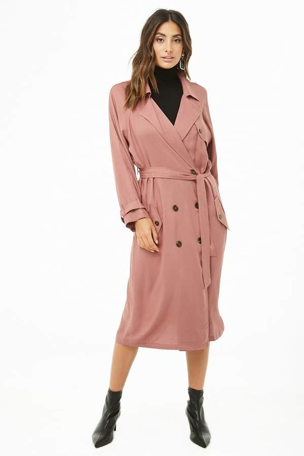 wholesale dealer cf450 c78a7 Double-Breasted Trench Coat