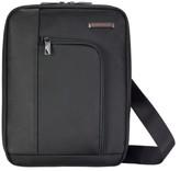 Briggs & Riley Men's 'Verb - Link' Crossbody Bag - Black