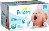 Pampers Swaddlers SensitiveTM 80-Count Size 0 Super Pack Diapers