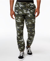 American Rag Men's Camo Moto Joggers, Only at Macy's