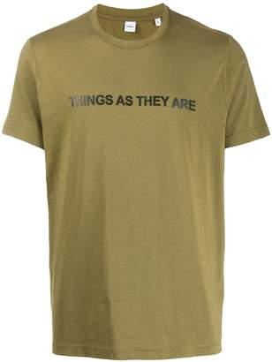 Aspesi Things as They Are T-shirt