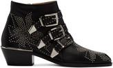 Chloé Black Susanna Boots