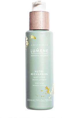 Lumene Nordic Rituals [Harmonia] Nutri-Recharging Nurturing Body Lotion 200Ml