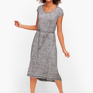 Talbots Cut Out Back Dress