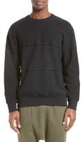 Drifter Men's Prodigy Slub Knit Sweatshirt