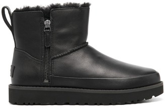 UGG Zipped Ankle Boots