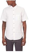 Rag & Bone Men's Standard Issue Short Sleeve Beach Shirt