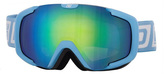 Dirty Dog Lady Stampede Sunglasses Blue Lady Stampede 98mm