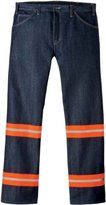 Dickies Men's Enhanced Visibility Regular Fit Jean Non-Ansi