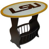 LSU Tigers End Table