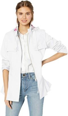 Nanette Lepore Women's Poly Cotton Spring Jacket