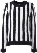 Balmain striped jumper