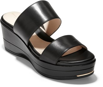Cole Haan Grand Ambition Wedge Slide Sandal