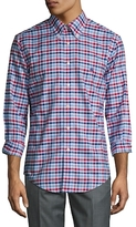 Brooks Brothers Niox Multi Gingham Sportshirt
