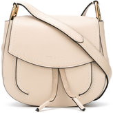 Marc Jacobs tassel-front shoulder bag - women - Calf Leather - One Size