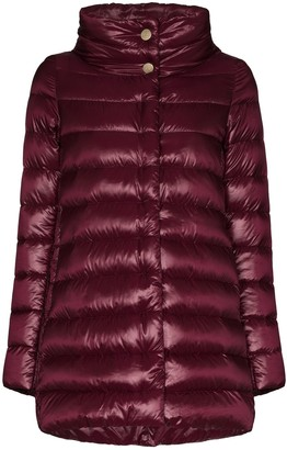 Herno Amelia quilted puffer jacket