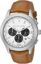 Michael Kors Men's Gareth Watch MK8470
