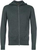 Loro Piana hooded zip-up jacket - men - Cotton/Cashmere - M