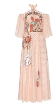 Temperley London Bourgeois Off Shoulder Dress