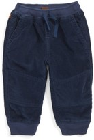 Tea Collection Infant Boy's Corduroy Jogging Pants