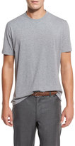 Brunello Cucinelli Cotton Crewneck T-Shirt, Gray