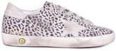 Golden Goose Deluxe Brand Superstar Leopard Low-top Trainers