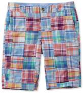 "L.L. Bean L.L.Bean Washed Chino Bermuda Shorts, 10"" Patchwork"