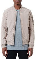 Topman Men's Insulated Ma-1 Bomber Jacket
