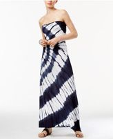 INC International Concepts Tie-Dyed Convertible Dress, Only at Macy's