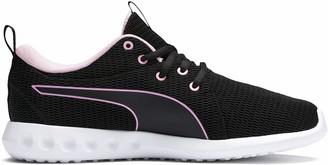 Puma Women's Carson 2 New Core WN's Low-Top Sneakers Black-Pale Pink 8.5 UK