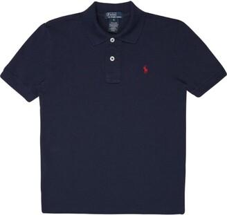 Ralph Lauren Kids Custom Fit Polo Shirt (6-9 Years)