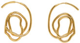Ellery Gold Memphis Earrings