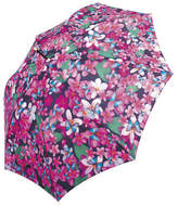 Frangipani print umbrella
