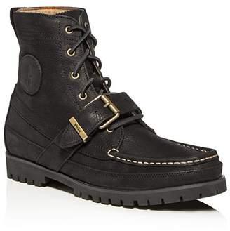 Polo Ralph Lauren Men's Ranger Suede Boots