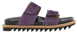 Dries Van Noten Double strap sandals