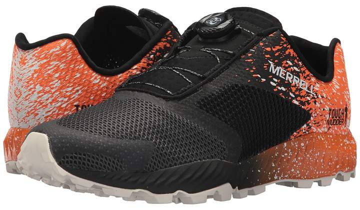 Merrell All Out Crush Tough Mudder 2 BOA Men's Shoes