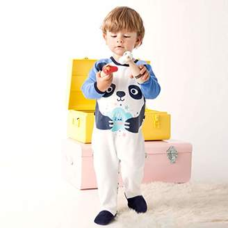 Camilla And Marc Baby Velour Pyjamas pandalapin - 36 Months (98 cm)