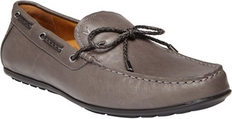 Vionic Men's Leather Mercer Slip-On Moccasins -Luca