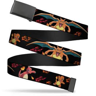 Pokemon Buckle Down Buckle-Down Unisex-Adults Web Belt