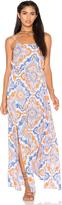 Tiare Hawaii Mimosa Maxi Dress