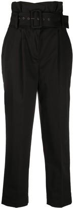 BA&SH Khol high-waist trousers